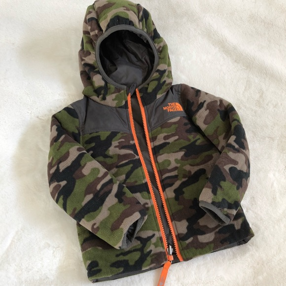 255d07c150492 The North Face Jackets & Coats | Sold Boys Reversible Camo Jacket ...